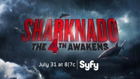 Sharknado 4 Title