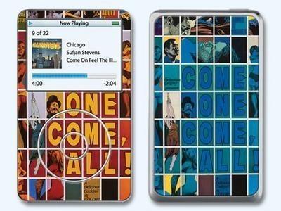 GelaSkins lanza 100 nuevas protecciones de vinilo para el iPod