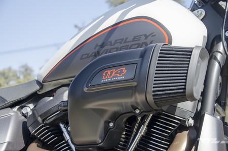 Harley Davidson Fxdr 114 2019 Prueba 035