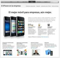 El iPhone en la empresa