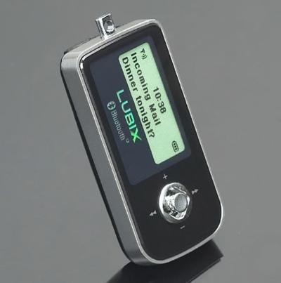 Ubixon UBHS-PH2, receptor Bluetooth