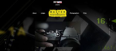 'Master of Photography' un programa de televisión para fotógrafos sin complejos