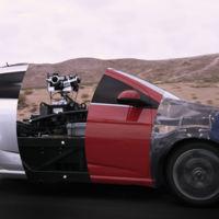 Con Blackbird puedes grabar persecuciones y que en pantalla el protagonista sea el coche que tú quieres