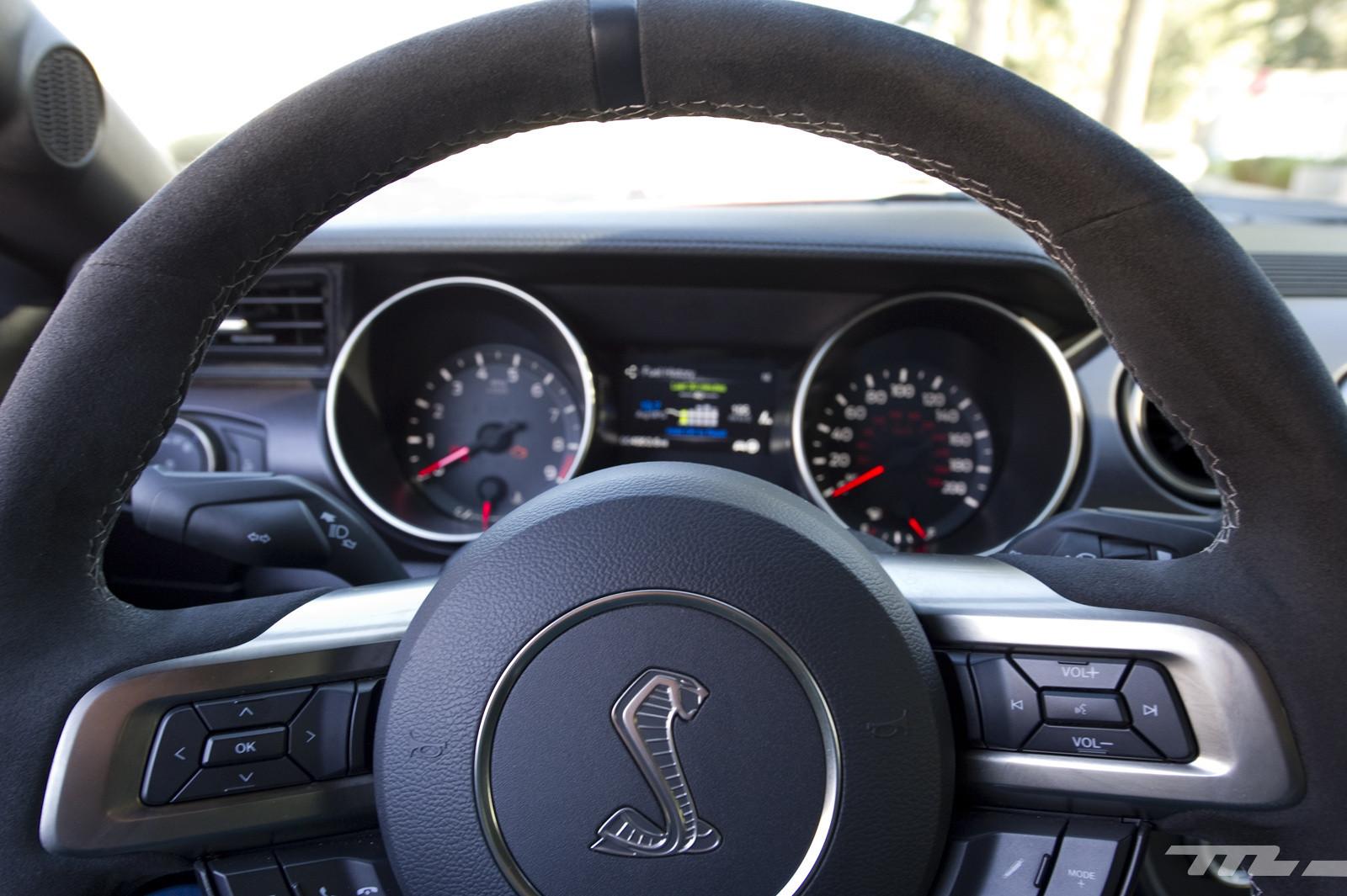 Foto de Ford Mustang Shelby GT350, prueba (38/40)