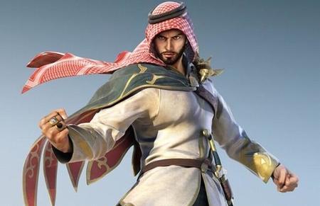Nuevo personaje para Tekken 7 confirmado. Se llama Shaheen y viene de Arabia Saudí