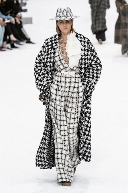Chanel Desfile Pata De Gallo Fw19