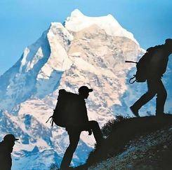 Equipamiento básico para irse de trekking