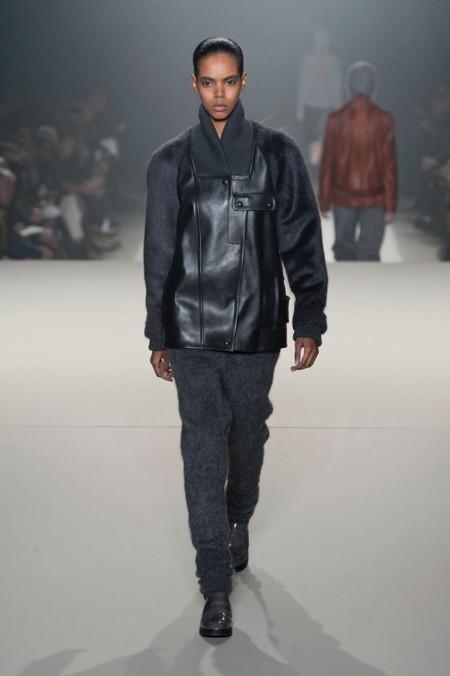 Vestido Alexander Wang invierno 2012