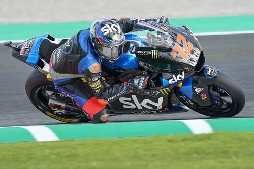 Victoria para Marco Bezzecchi, caída de Sam Lowes y el mundial de Moto2 empieza de nuevo