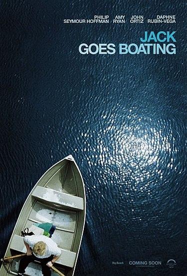 'Jack Goes Boating', cartel y dos clips del debut como director de Philip Seymour Hoffman
