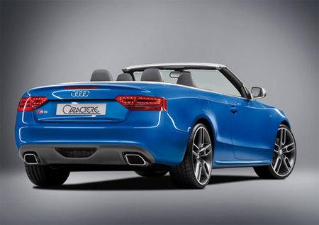 Audi A5 Cabrio Caractere