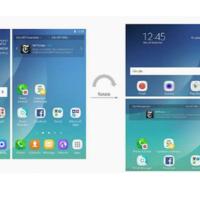 El futuro Galaxy ya tiene interfaz: una patente nos enseña un diseño similar al del ZTE Axon M