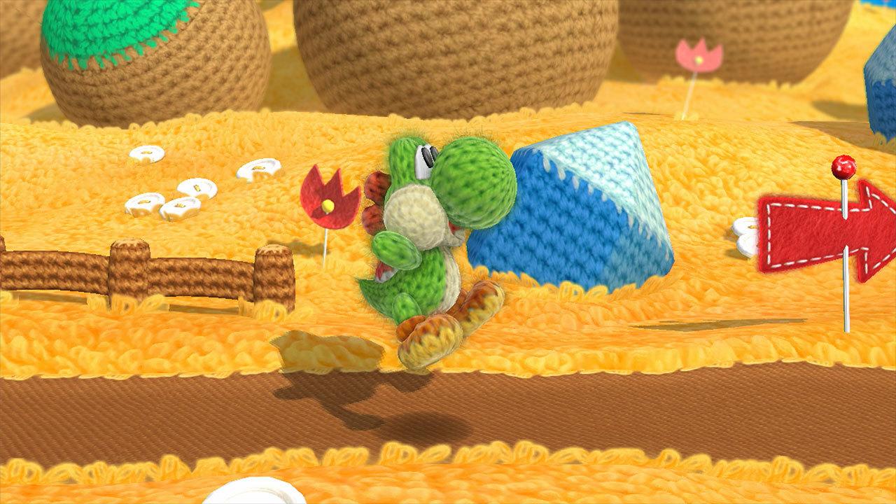 Foto de Imágenes de Yoshi's Woolly World (1/10)