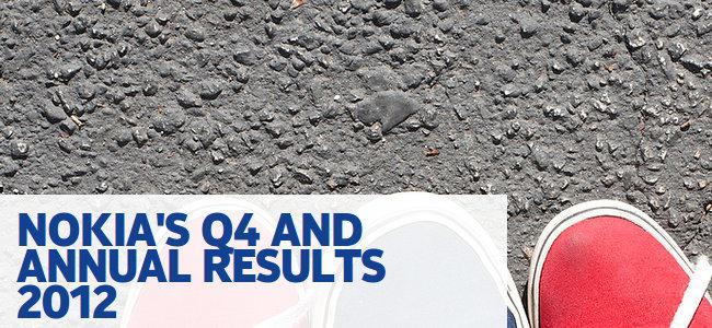 Nokia Q4 2012