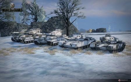 World of Tanks se actualiza hoy con nuevos mapas y un modo competitivo