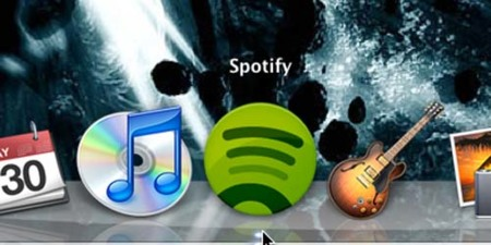 ¿Veremos Spotify en el iPhone?