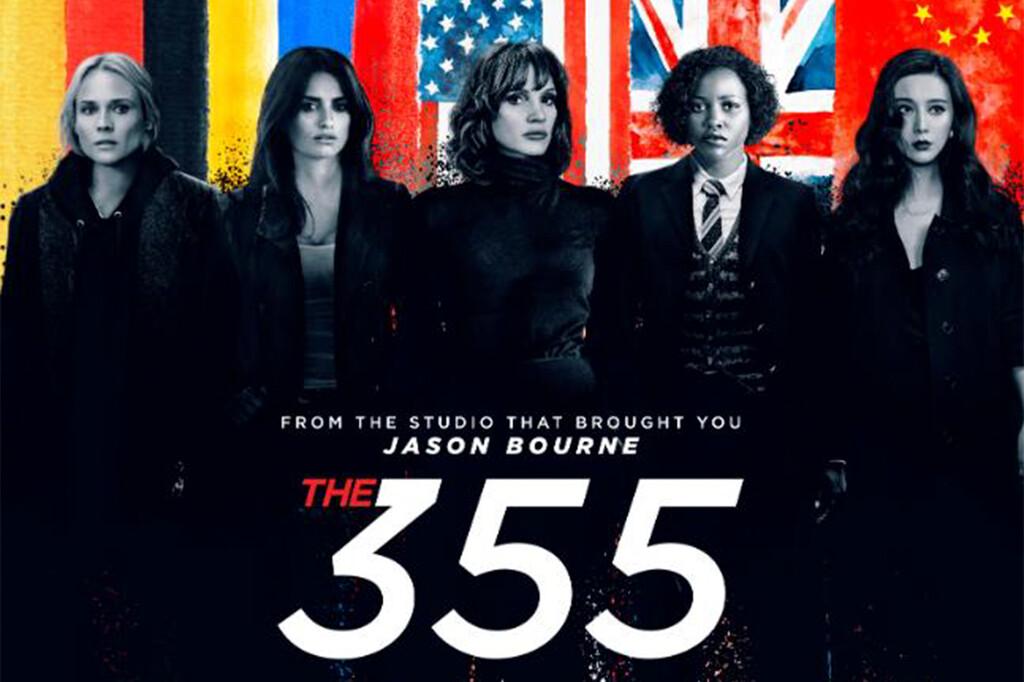 El tráiler de '355' promete un estimulante cóctel de acción y espionaje con un quinteto protagonista de lujo