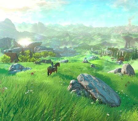 Así de bien luce el nuevo The Legend of Zelda para Wii U en su primer vídeo con gameplay