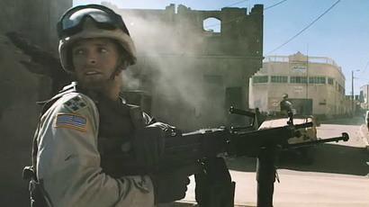 Trailer de 'Home of the Brave' con Samuel L. Jackson y Jessica Biel