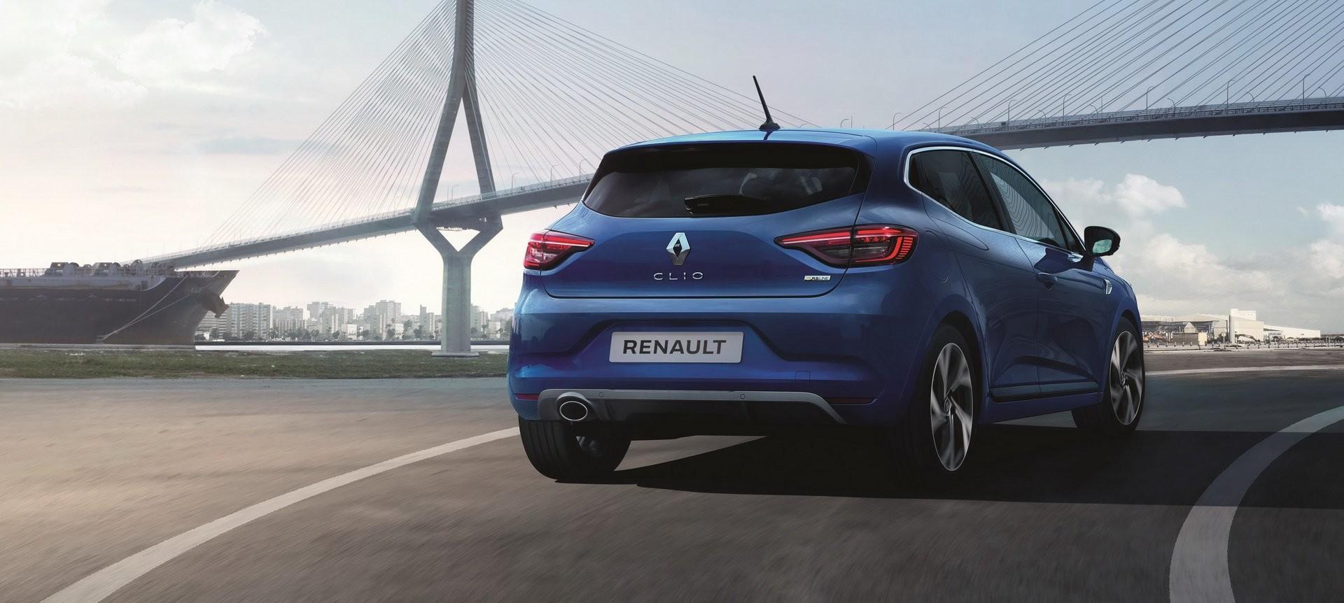 Foto de Renault Clio 2020 (18/39)