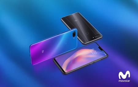 Movistar también se hace con el Xiaomi Mi 8 Lite en exclusiva: precios a plazos y tarifas