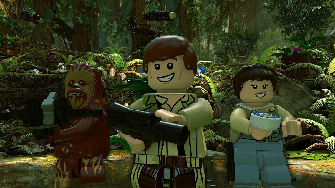 Foto de LEGO Star Wars: El despertar de la fuerza (1/13)