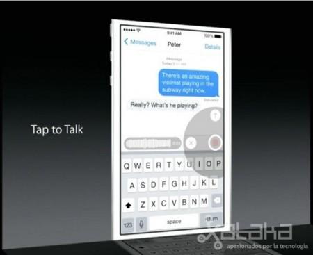 El nuevo iMessage hace de todo ... lo que ya hacía WhatsApp