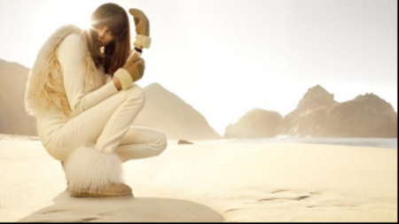 Tendencias Otoño-Invierno 2010/2011: La mujer de las nieves. Hazla tuya sin caer en la ridiculez