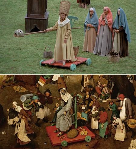 Pasolini Bruegel