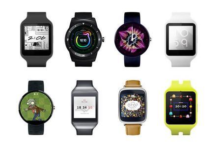 Android Wear soportará Wi-Fi y control por gestos en una próxima actualización