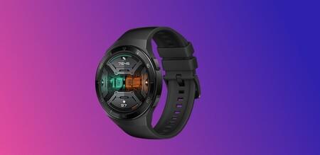 Huawei Watch GT 2e Sport a un precio nunca visto en Amazon: llévate este smartwatch deportivo por menos de 100 euros