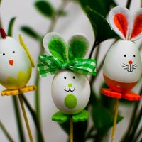 11 sencillas y divertidas manualidades de Pascua para hacer con los niños