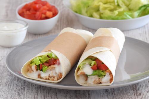 Receta saludable de kebab, dürüm o shawarma: cómo hacer una versión casera nutritiva y sana
