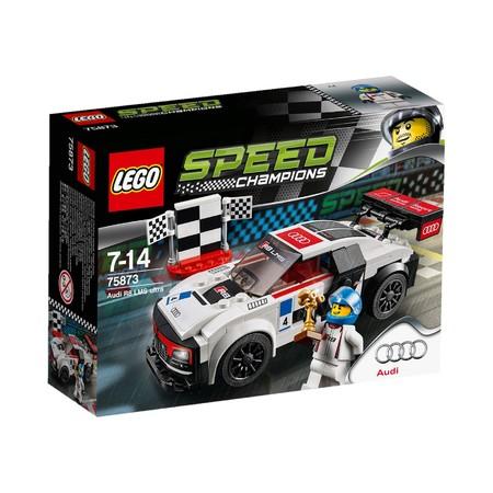 El coche Audi R8 de Lego Speed Champions puede ser tuyo por 12,98 euros gracias a Amazon