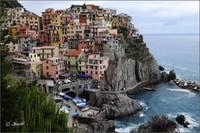 Cinque Terre, cinco pueblos sobre el mar