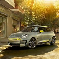 BMW y Great Wall Motor firman un acuerdo para vender MINI eléctricos en China