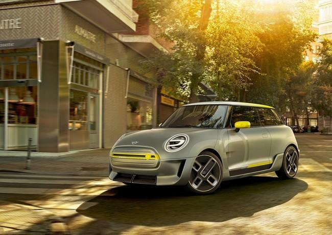 BMW y Great Wall Motor firman un acuerdo para vender MINI eléctricos en China