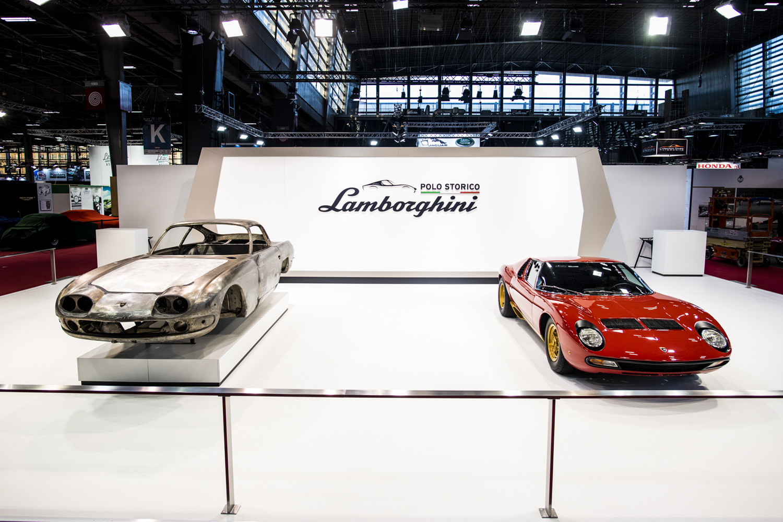 Lamborghini Miura SV de Jean Todt
