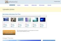 Photovisi, interesante servicio web para crear collages de imágenes