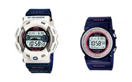 Relojes G-Shock solidarios con las ballenas y los delfines