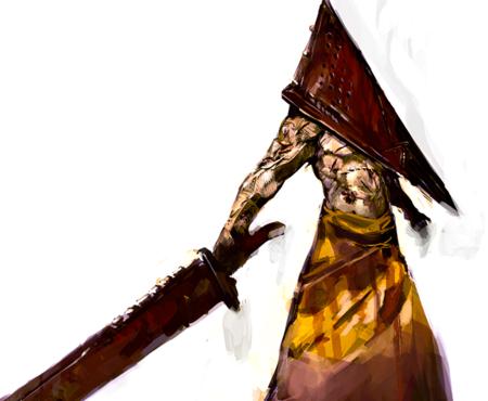 ¿Es como la imaginabas en la vida real? Man At Arms recrea la espada de Pyramid Head