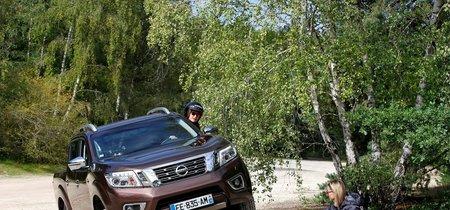 Nissan NP300 Frontier llega a Estados Unidos para participar en un rally sólo para mujeres