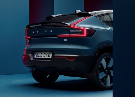 Volvo C40 Recharge 2022 1600 26