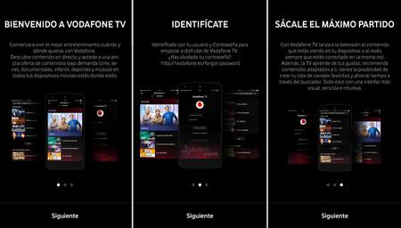 Nueva App Vodafone Tv