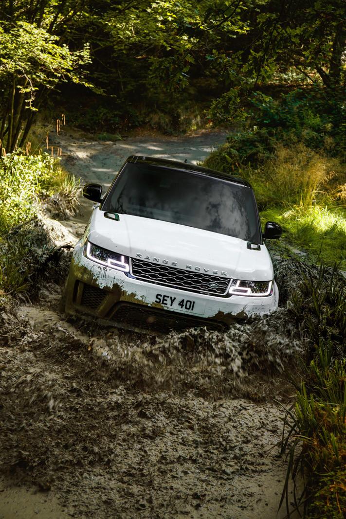 Range Rover Sport PHEV 2018
