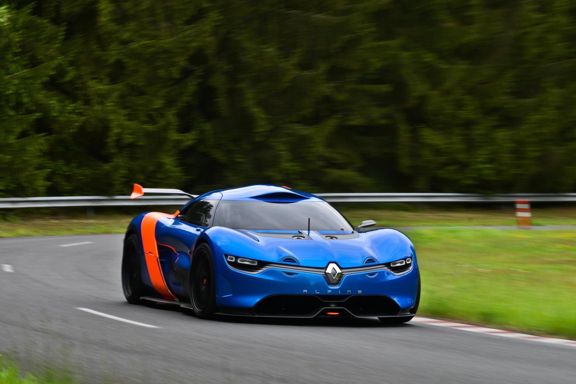 Foto de Renault Alpine A110-50 concept (11/22)