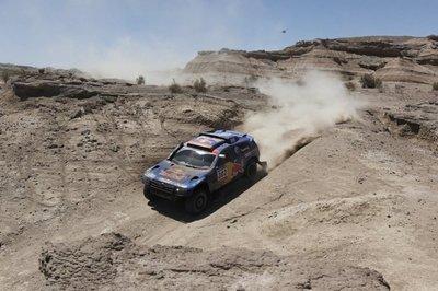 Nasser Al-Attiyah y Marc Coma vencen el Dakar 2011