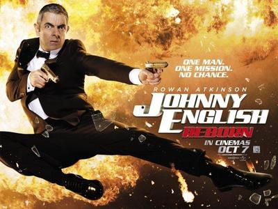 'Johnny English Returns', espía como puedas