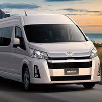 Toyota Hiace 2020: Precios, versiones y equipamiento en México