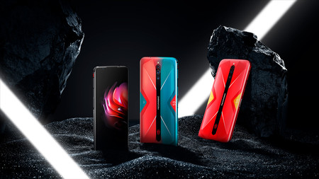 Nubia Redmagic 5g 3 Colors